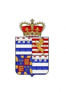 Arms of Lady Jane Grey (c) European Heraldry.org