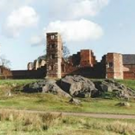 ruins of Bradgate Park, the Grey home