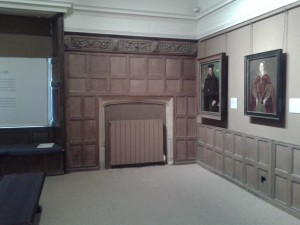 Room 2 - The Court of Henry VIII Montacute House