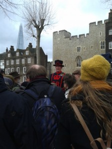 Our Yeoman Warder