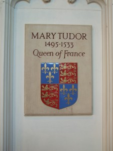 Mary's coat of arms