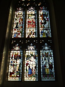 Mary Tudor Window