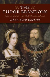 'The Tudor Brandons' Interview with Sarah-Beth Watkins