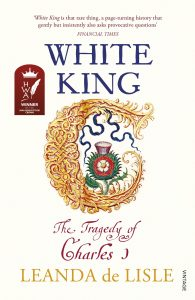 'White King' Interview with Leanda de Lisle