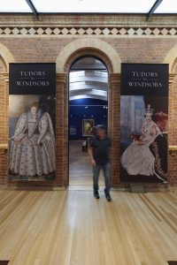 Exhibition – Tudors to Windsors – Bendigo Art Gallery, Australia