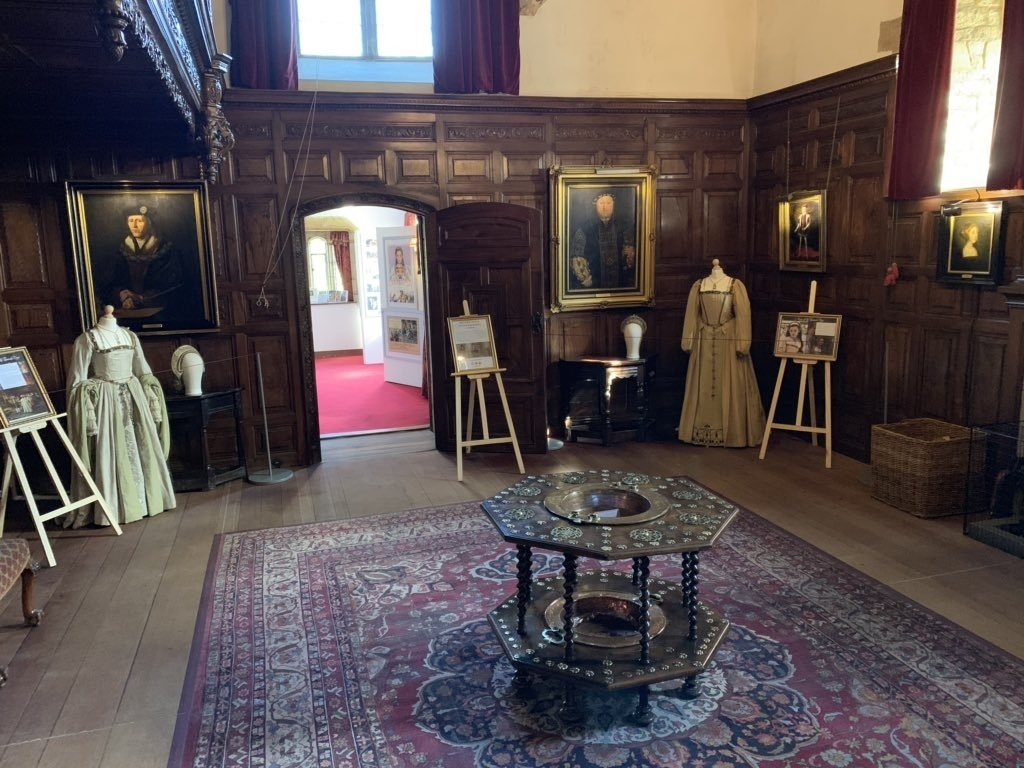 Hever on Stage & Screen Exhibition
