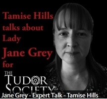 Listen to my talk about Lady Jane at the Tudor Society