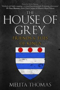 Blog Tour: The House of Grey